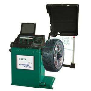 世达轮胎平衡机,豪华全自动液晶屏,AE2013