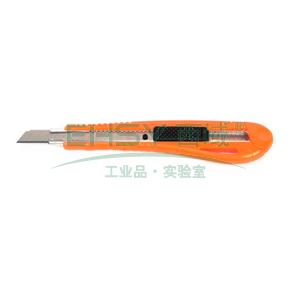 带护套美工刀,9MM塑柄,S067005