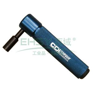 "CDI  1/4""系列扭力螺丝刀, 20-170 in.lbs六角驱动头, 1501TPA-1"