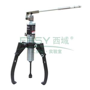 一体式液压拉马,含液压泵,4 Ton 185mm,UK-4