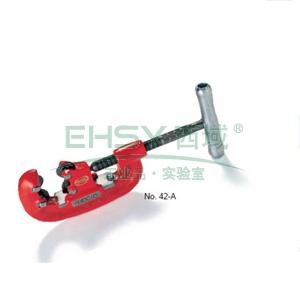 里奇 管割刀,四刀片式 26-60mm,42-A