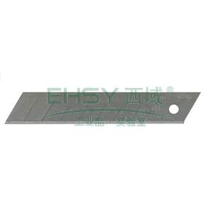 史丹利 美工刀刀片,18mm 10片装,11-718T-11C