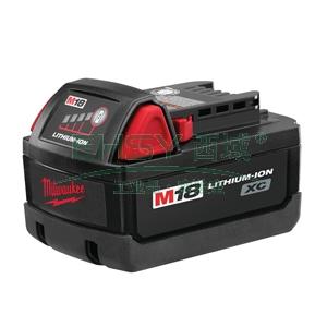 米沃奇锂电池,18V 4.0Ah,M18B4