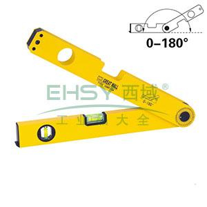 长城精工 角度测量水平尺,12A系列 400mm,GWP-12A