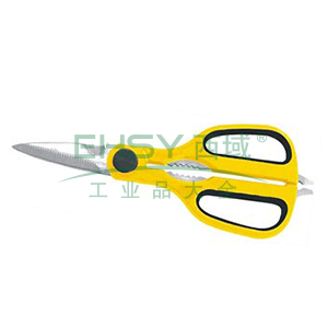 不锈钢多用剪刀,215mm,BS301215