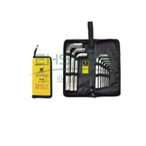 内六角扳手套装,牛津包 7PC,BS422807