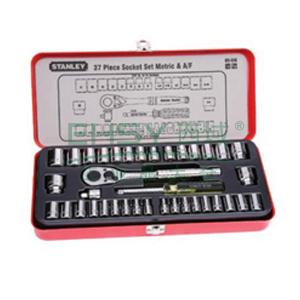 史丹利 37件套6.3MM,10MM系列公制组套,89-518-22