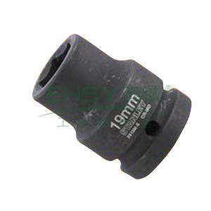 史丹利 19MM系列公制6角风动套筒22mm,STMT89400-8-23