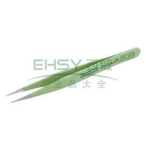 宝工 防静电防磁圆尖镊子,(110mm),1PK-101T