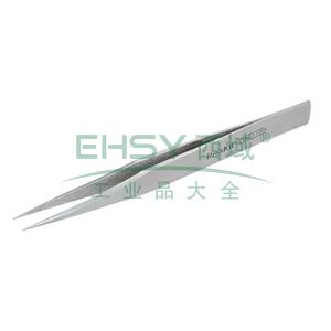 宝工 不锈钢防磁圆尖镊子,(120mm),1PK-112T