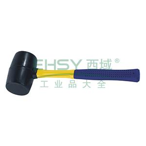 长城精工 纤维柄橡胶安装锤,3LB,256025