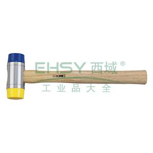 长城精工 木柄安装锤,60mm,256055