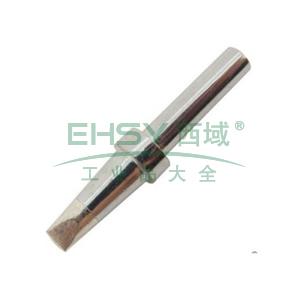 烙铁头,一字批嘴形 10个/包,QSS960-1.2D
