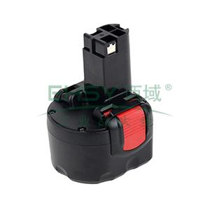 博世镍氢电池,O形 9.6V 2.6Ah,2607335682