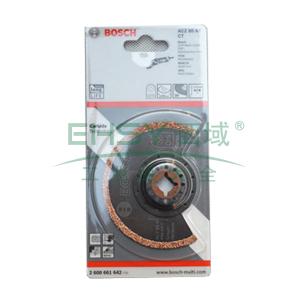 博世多功能打磨机用扇形锯片,ACZ 85 RT GOP专用 扇形锯片,2608661642