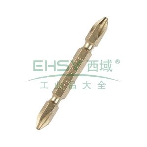 博世螺丝批头套装,PH2/150mm 金色 5支/包,2608522255