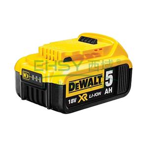 得伟锂电池,18V 5.0Ah,DCB184