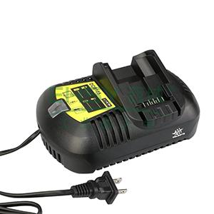 得伟充电器,10.8-18v锂电池充电器 (4amp电流),dcb105
