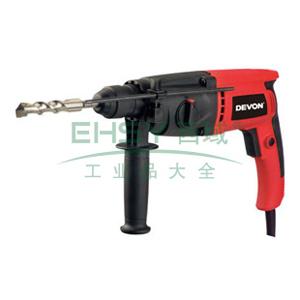 大有电锤,20mm/620W/调速正反转,1103