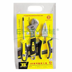 家用工具套装,3PC,BS512803