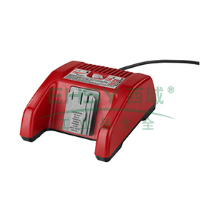 米沃奇充电器,适用于12V、14.4V、18V锂电池,M12-18 C