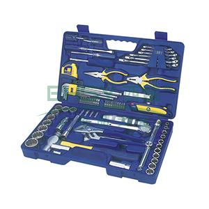 长城精工 实用机修组合工具,83件套 440*260*70mm,400083
