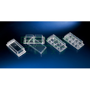 LAB-TekTMⅡ,腔室盖玻片,1.0硼酸硅玻璃,通过CE认证,已灭菌,孔数,8