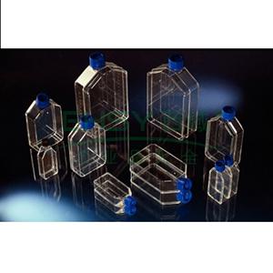 带透气/密封瓶盖的NunclonTM△培养瓶,聚苯乙烯,已灭菌,培养面积,25cm2