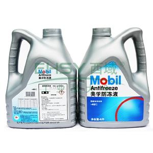 美孚防冻液,Mobil Antifreeze,4L*6
