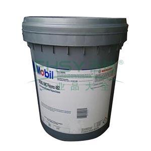 美孚高温合成润滑脂, 美孚 SHC 宝力达462,16KG