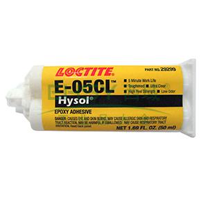 乐泰环氧胶,Loctite E-05CL,50ML