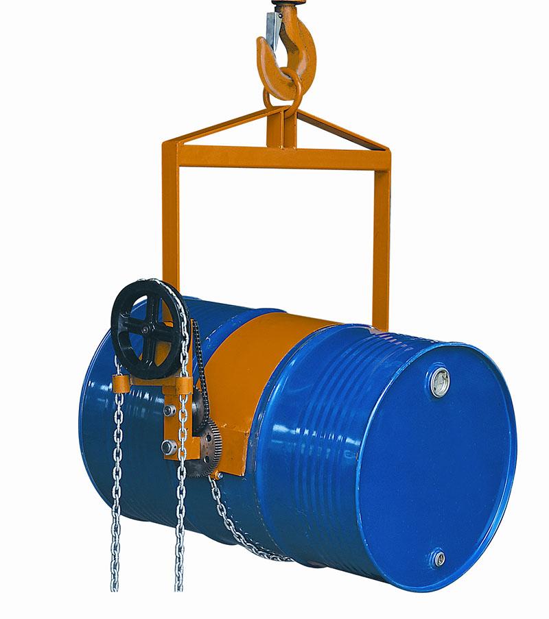 油桶吊夹,365kg (任意角度)