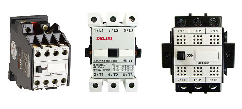 德力西 交流线圈接触器,cjx1-205/22 380v,cjx120522q