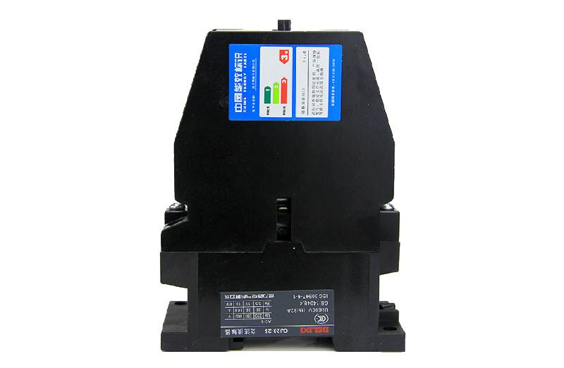 德力西 交流线圈接触器,cj20-400 36v,cj2040042c
