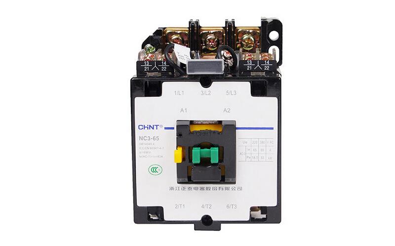 正泰 交流接触器,nc3-85-30-22