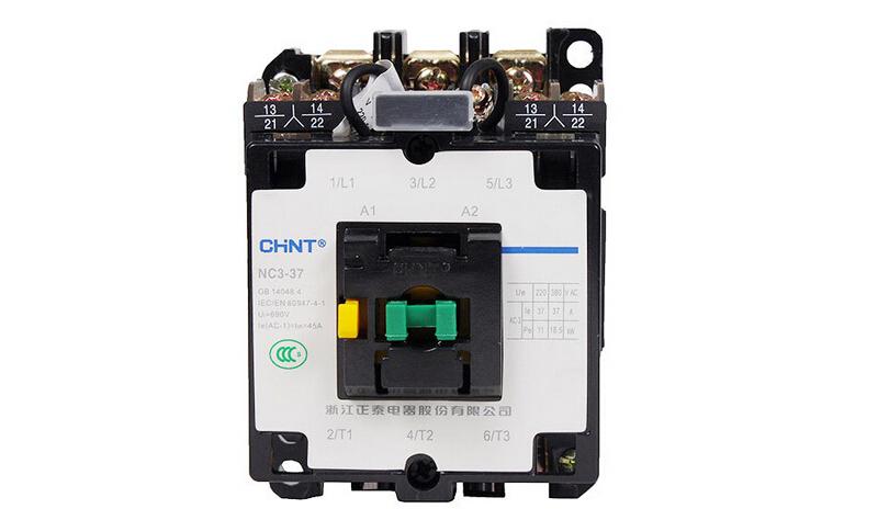 正泰 交流接触器,nc3-45-30-22 24v