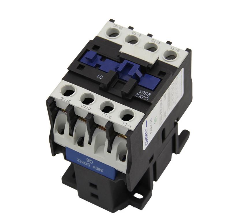 正泰 交流接触器,cjx2-8011 110v