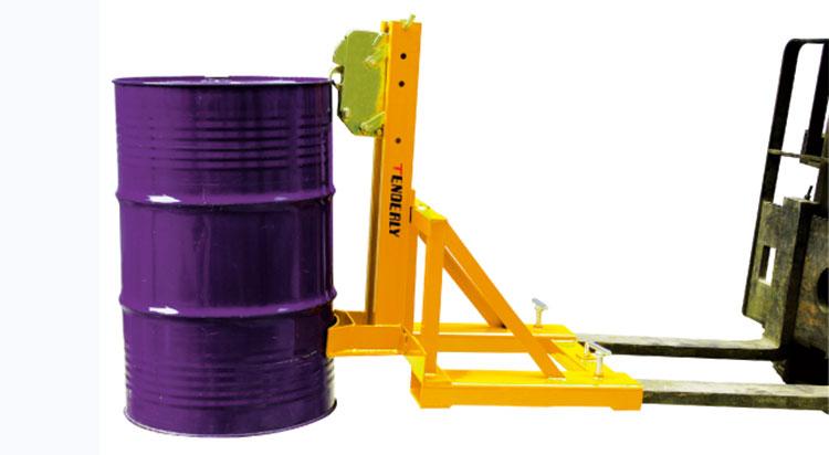 搬运 油桶,气瓶搬运 油桶搬运夹 叼扣式叉车专用油桶搬运夹,360kg