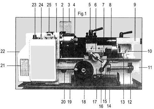 车床调速电机接线图