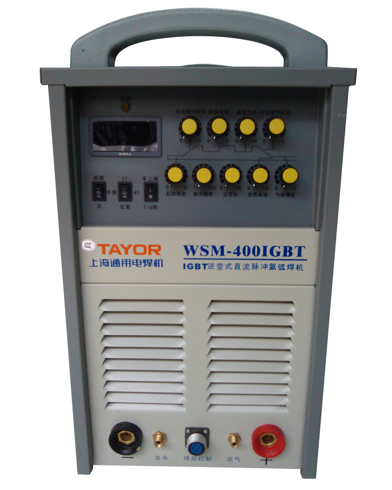 通用逆变直流脉冲氩弧焊机,wsm-400igbt