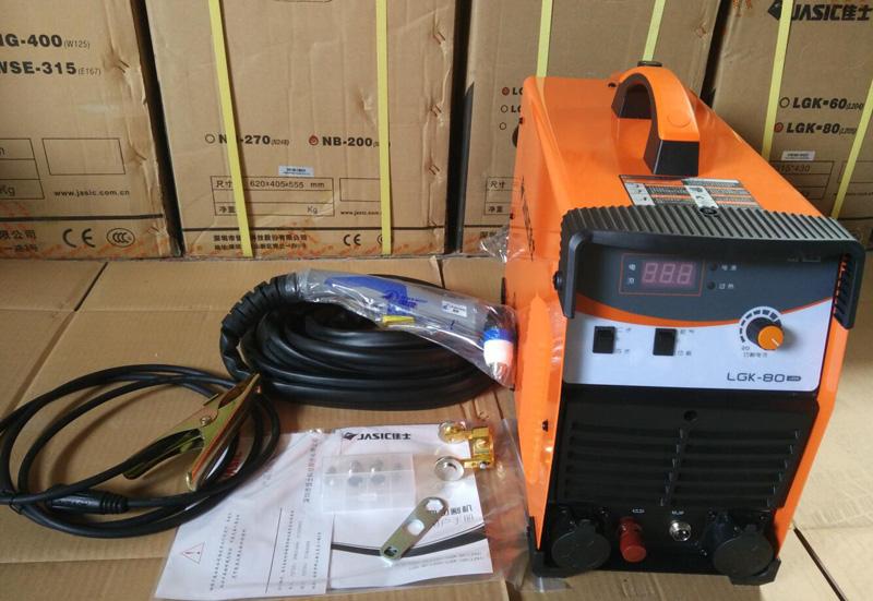 lgk-80等离子切割电焊机,深圳佳士,单管igbt