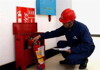干粉灭火器多长时间检查一次及维修与报废规程