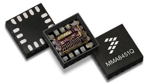 加速度传感器原理与校准