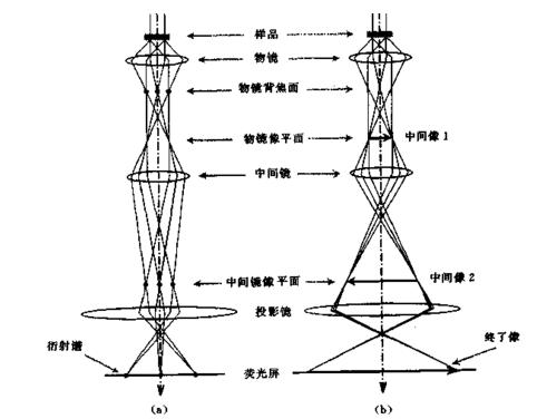 透射电子显微镜原理与结构