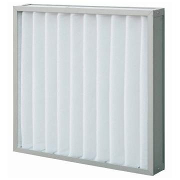 铝框板式可清洗中效过滤器,AAF,AmWash289×594×46mm,过滤效率F5