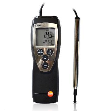 德图/Testo testo 425热敏风速仪,可伸缩的手柄,订货号:0560 4251