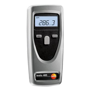 德圖/Testo 光學轉速測量儀套裝 非接觸式,testo 465,訂貨號:0563 0465