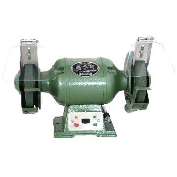 西湖 150单相台式砂轮机MD3215,220V,0.25KW,2850r/min