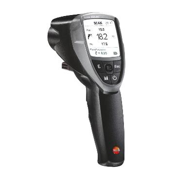 德图/Testo 红外测温仪,内置湿度测量模块,testo 835-H1,订货号:0560 8353