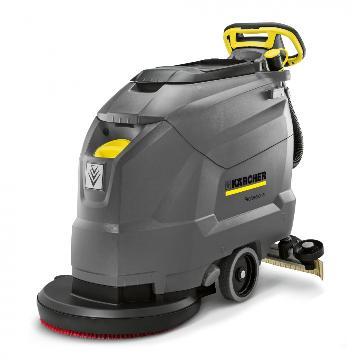 凯驰洗地机,电线式,BD 50/60 C Classic Ep + (标配刷盘+850mm直扒)